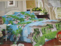 Комплект постельного белья 2-х спальный, 180210 см новый