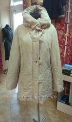 светлая куртка