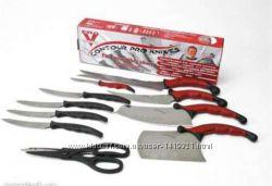 Набор ножей Contour Pro Контур Промагн. рейка Набор ножей Contour Pro Ко