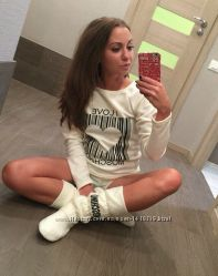Пижама женская кофточка  шаорты  сапожки тапочки Жіноча піжама Киев