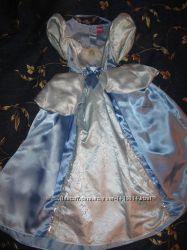 Платье Золушка Disney. На возраст 5-8 лет. Продажа.