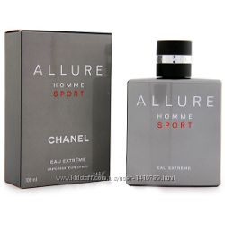 Chanel Allure Homme Sport Eau Extreme, шанель аллюр спорт екстрим
