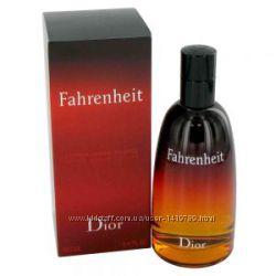 Christian Dior Fahrenheit 75 ml