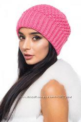 Зимние вязаные шапки. разные цвета Опт и розница