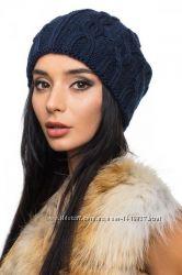 Зимняя теплая шапка. фигурная вязка. Опт и розница. разные цвета