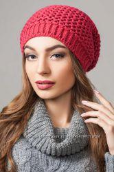 Женская шапка Адель. Опт и Розница. разные цвета.