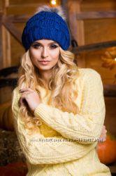 Зимняя шапка. Опт и розница . Разные цвета