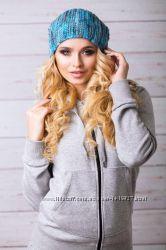 Зимняя шапка. Оригинальная модель. Опт и розница . Разные цвета