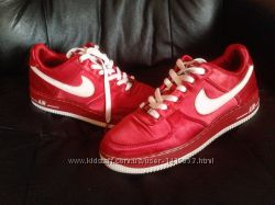 Nike 315115-611 Air Force XXV Valentines Day Red Low Top Sneakers