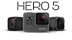 GOPRO HERO 5 CHDHX-501 Black Уже в продаже
