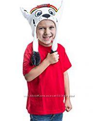 Шапка  шлем для Мальчика , по мотивам мультфильма Щенячий  патруль, Марш
