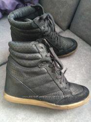 Сникерсы ботинки Top Shop р37 Италия