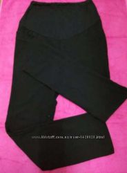 Тёплые брюки для беременнных