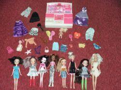 Разные куклы и аксессуары