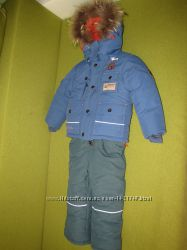 Зимний комплект, комбинезон курткакомбинезон Donilo р. 92-98