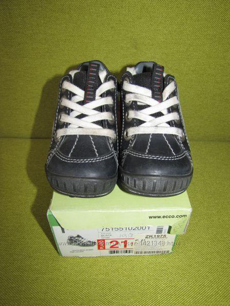 Ботинки осень-весна Ecco 21р. 14cm