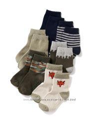 Комплекты носков OLD NAVY в ассортименте