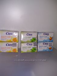 Cien мыло кусковое Молоко&Мед 150 г