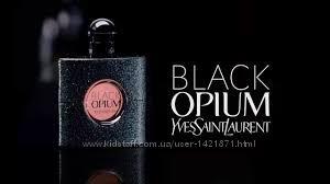Black Opium Yves Saint Laurent