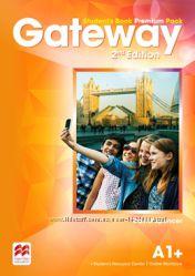 Учебник Gateway 2Ed Students Book Premium Pack for Ukraine. Оригинал