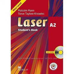 Laser 3Ed Students Book with MPO оригинал