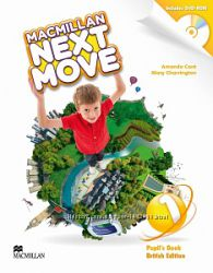 Next Move Pupil&acutes Book оригинал