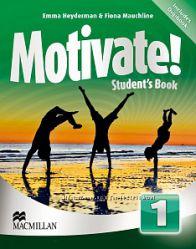 Motivate Student&acutes Book оригинал