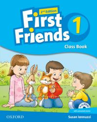First Friends 2Edition. Оригинал