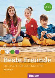 Учебники Beste Freunde. Немецкий. Оригинал