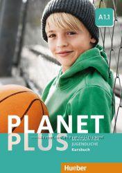 Учебники Planet Plus. Немецкий. Оригинал
