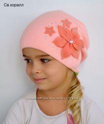 шапка для девочек и девушек