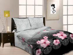 постельное бельё только из натуральных тканей