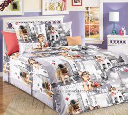 Подростковое постельное бельё только из натуральных тканей