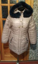 Курточка Бежевая