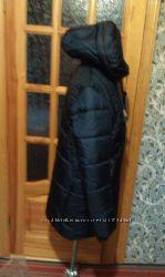 Курточка капюшон с трикотажкой