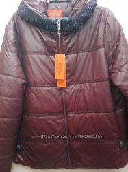 Красивые куртки большие размеры Турция