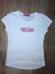 Модная молодежная футболка фирмы terranova