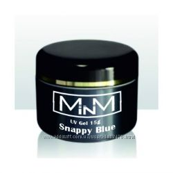 Гель моделюючий M-in-M Snappy Blue, 15 г