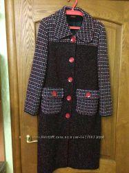 Пальто трикотажное р. 50