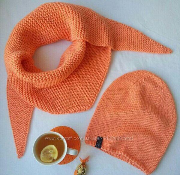 Стильные комплекты и шапочки для мальчиков
