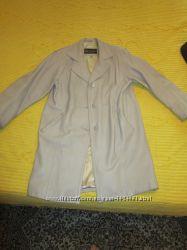 Кожаное пальто, кожа натуральная