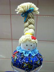 Кукла- зерновушка оберег
