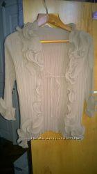 Нарядная блузка, размер М, сост. новой