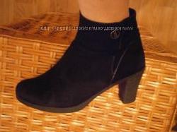 Натуральні ботиночки