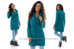 Женское пальто на синтепоне