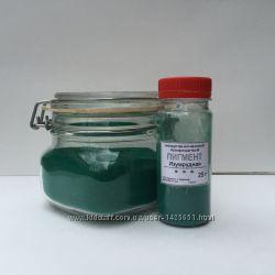 Пигмент Изумрудная зелень 25 г