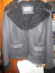Искуственую куртку-дубленку Wonan Borsache
