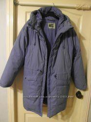 Пуховик куртка с капюшоном