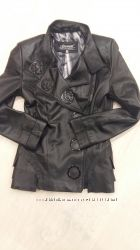 Нереально крутая кожаная куртка. Косуха.