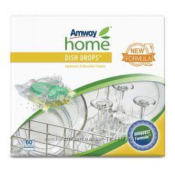 DISH DROPS Таблетки и порошок для автоматических посудомоечных машин